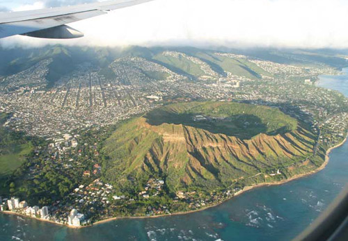 Diamond Head - Oahu Hawaii