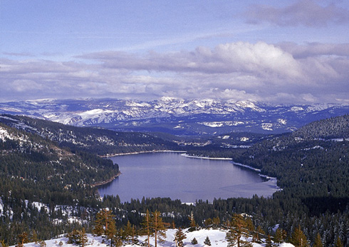 Donner Lake Summer Donner Lake Tahoe