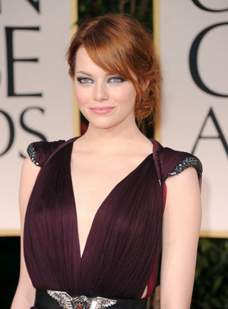 Emma Stone - Hollywood celebrity movie actor