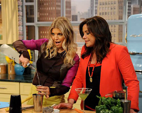 The Rachael Ray Show - Fergie