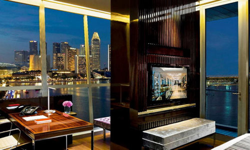 Luxury Suites And Presidential Suite At Fullerton Bay Hotel