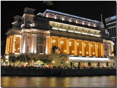 The fullerton hotel a luxury singapore boutique hotel for Most luxurious boutique hotels in the world