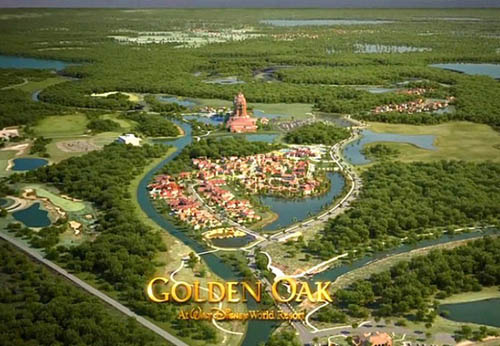 Golden Oak private residences - Florida