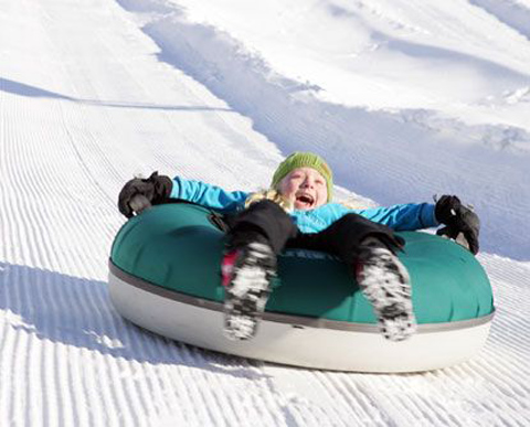 Image result for tubing at hansen's resort lake tahoe