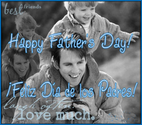 Happy Fathers Day holiday