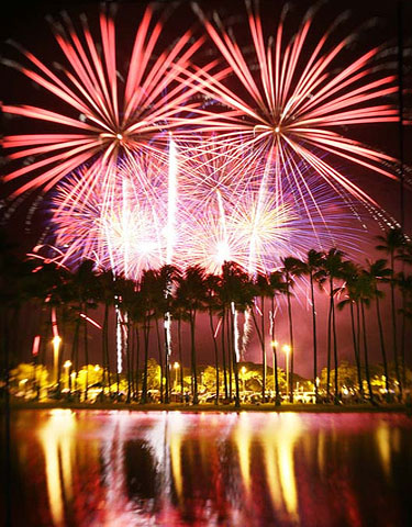 new years in the hawaiian islands hauoli makahiki hou
