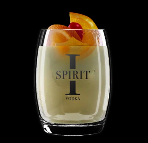 Vodka Collins cocktail - I Spirit