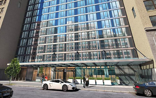 Innside new york nomad luxury hotel set to open in nyc for Expensive hotel in new york