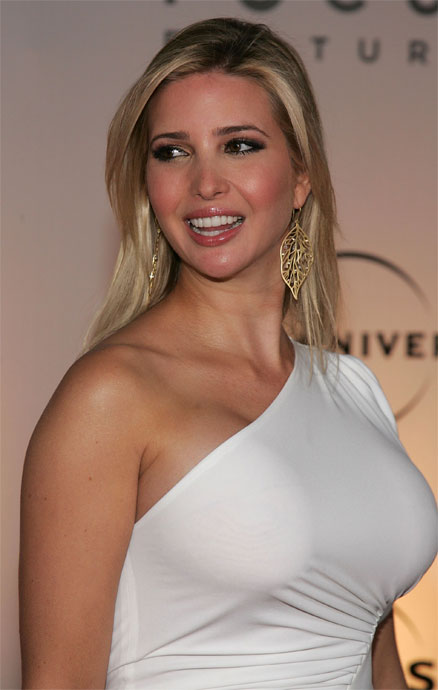 ivanka trump. Ivanka Trump is the daughter