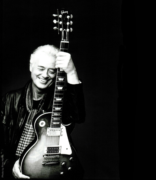 Jimmy Page guitar - Led Zepplin