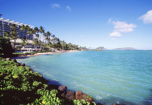 The Kahala Hotel & Resort - Hawaii beach