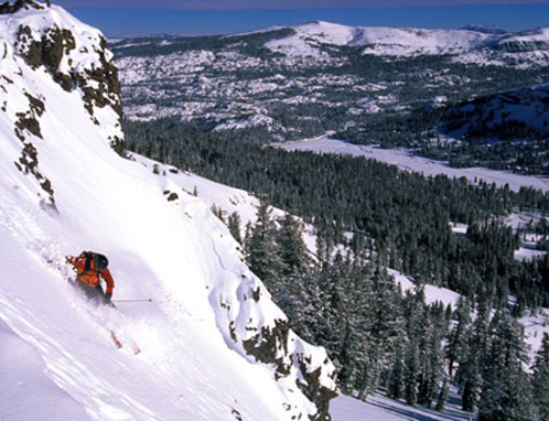 kirkwood ski resort near lake tahoe