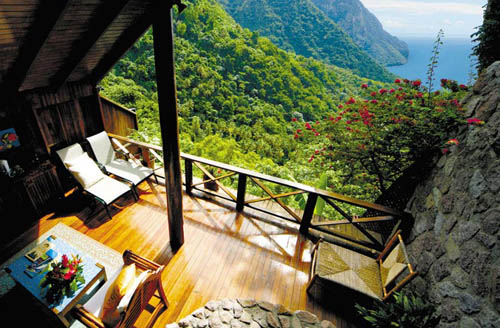 Ladera Resort St Lucia Hotel
