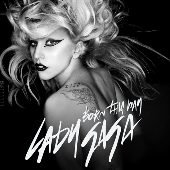 lady gaga born this way cd songs. Lady GaGa - Born This Way