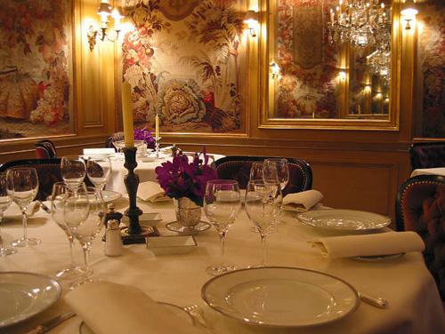 L'Ambroisie restaurant - Paris France