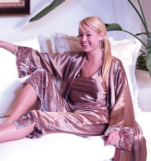 luxury loungewear - casual wear