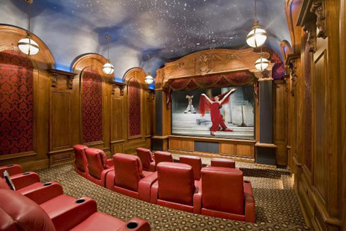 Movie Theaters Are Going Luxury