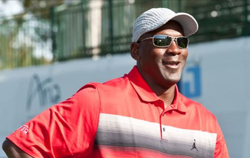 michael jordan golf tournament