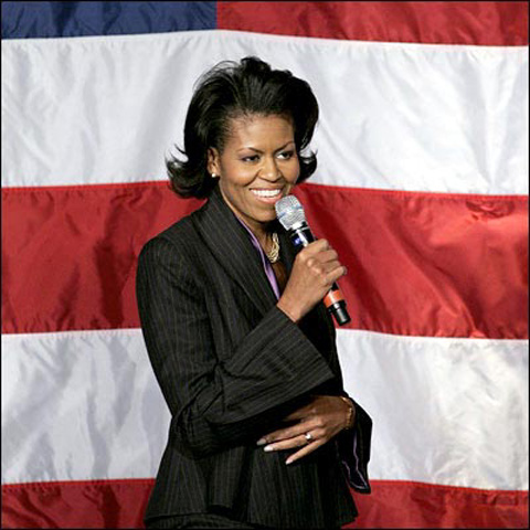 Michelle Obama - First African American First Lady