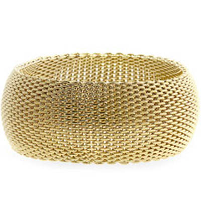 Monaco Gold Bangle bracelet - LuShae Jewelry