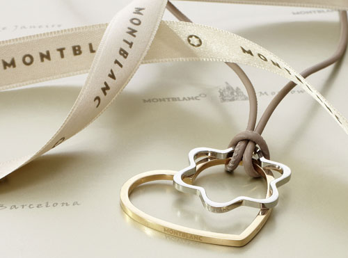 Montblanc Valentine's Day Necklace