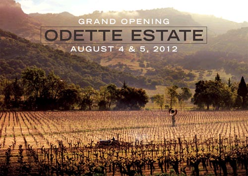 Odette Estate - Napa Valley winery