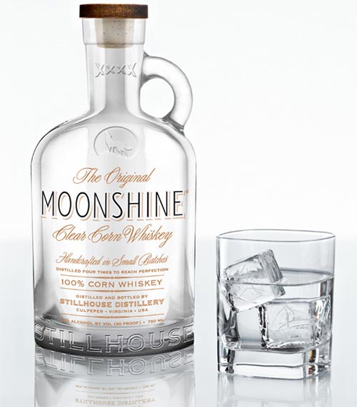 Original Moonshine Whiskey from Stillhouse