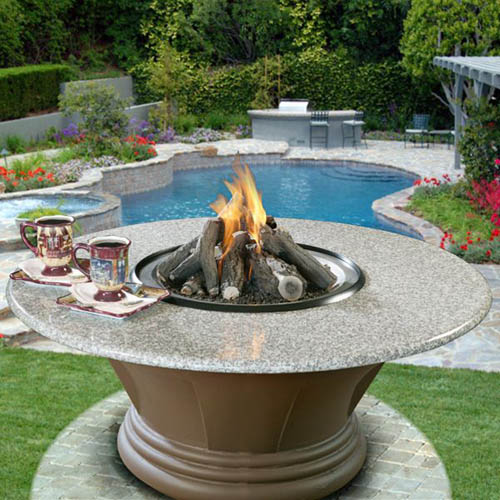 Backyard Designs Fire Pit : Contemporary Outdoor Fire Pit Designs ? Luxury Backyard Fire Pits