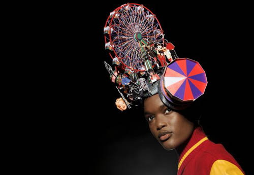 Philip Treacy - Britain Fashion Week