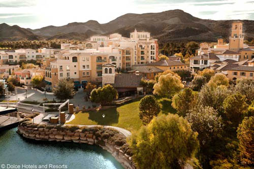 Ravella at Lake Las Vegas luxury resort