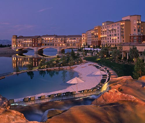 Ravella at Lake Las Vegas luxury casino resort