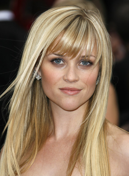 Hollywood Actress Reese Witherspoon