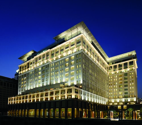 The Ritz-Carlton, Dubai International Financial Centre luxury hotel