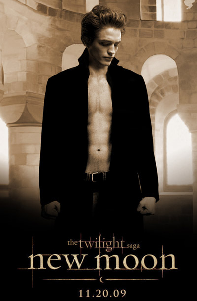 Robert Pattinson - New Moon