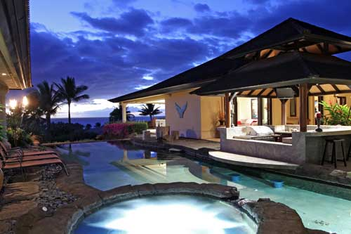 Roya​l Puolani - private luxury estate - Maui, Hawaii