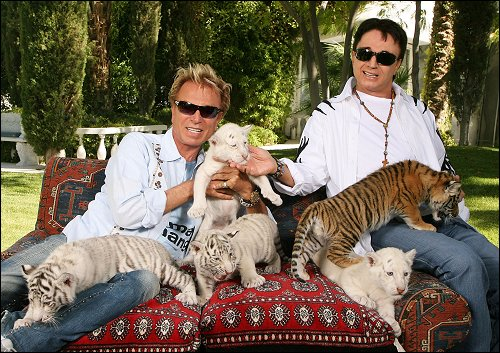 siegfried and roy secret garden mirage - Siegfried And Roy Secret Garden