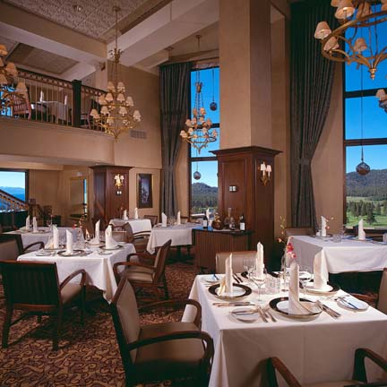 Summit Restaurant Harrah's Lake Tahoe