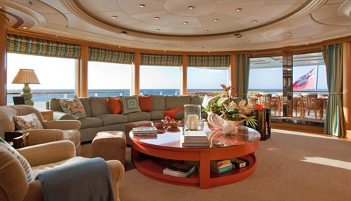 Superyacht Oasis - Interior