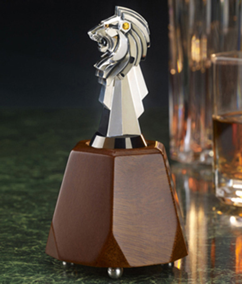 The Regal Lion Wine and Decanter Stoppers