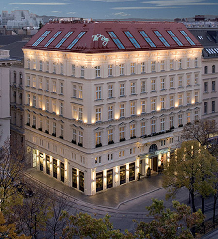 The Ring Hotel - Vienna Austria