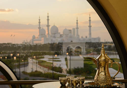 The Ritz-Carlton Abu Dhabi, Grand Canal view