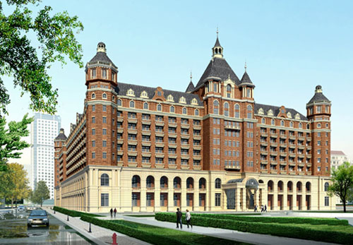 The Ritz-Carlton, Tianjin - China