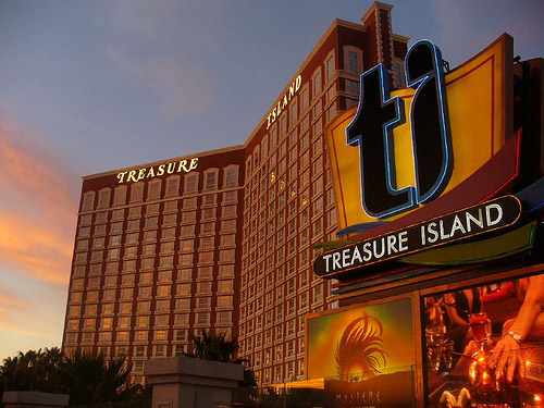 Ti Treasure Island Hotel Amp Casino In Las Vegas