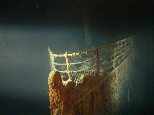 Titanic - 50 Greatest Photographs of National Geographic