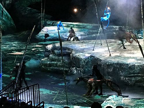 Toruk - The First Flight - Cirque du Soleil