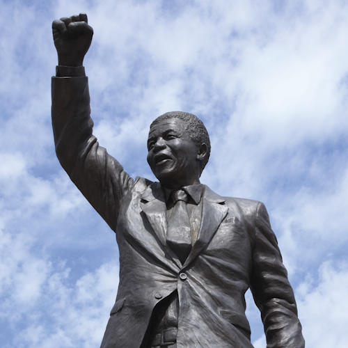 Walk In The Footsteps of Nelson Mandela