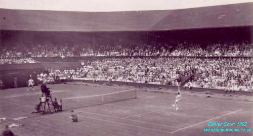 Lawn Tennis Court That Had