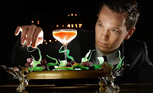 world's most expensive cocktail - $12,916 Winston