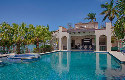 matt damon miami beach home