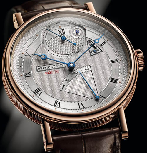 Breguet Classique Chronométrie 7727 luxury watch